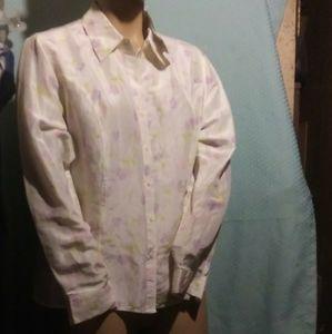 White Stag blouse